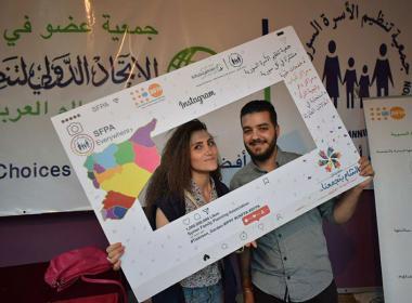 Al Sham btjmaana festival 18
