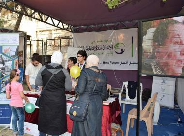 Al Sham btjmaana festival 15