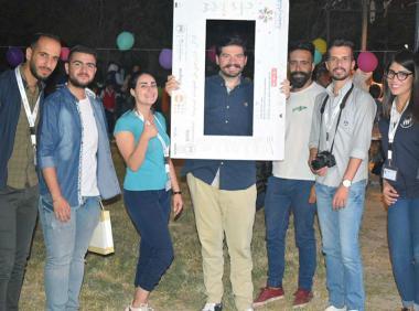 Al Sham btjmaana festival 26