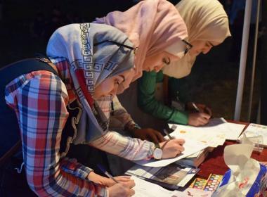 Al Sham btjmaana festival 28