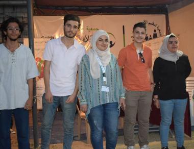 Al Sham btjmaana festival 4