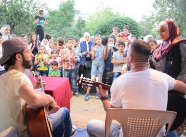 Al Sham btjmaana festival 7