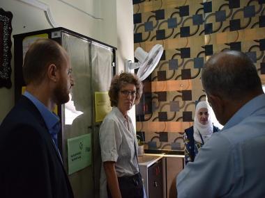 Norwegian Embassy delegation 8